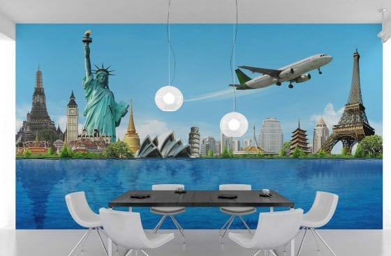 Wall Stickers, Stickers